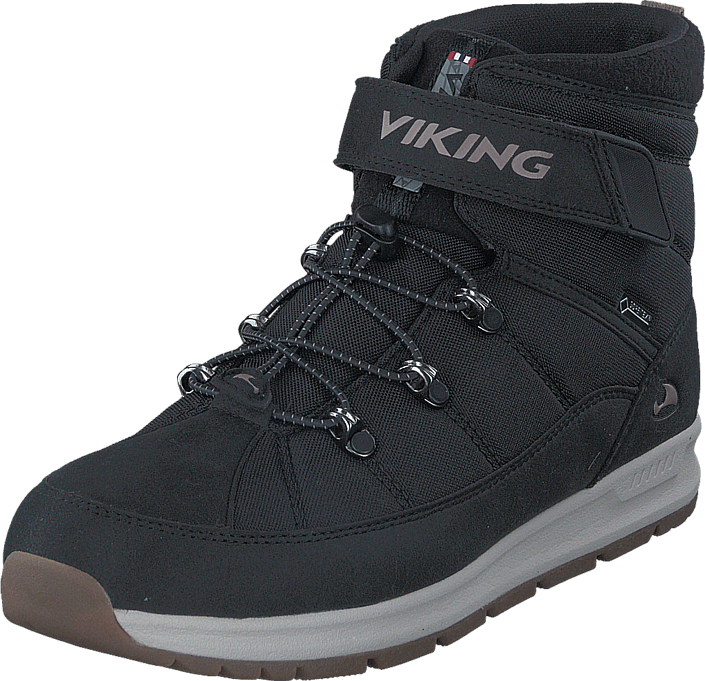 Viking Fosser GTX Black/Grey