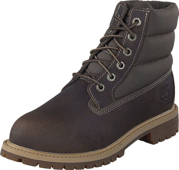 Timberland 6 In Quilt Boot Canteen Connection