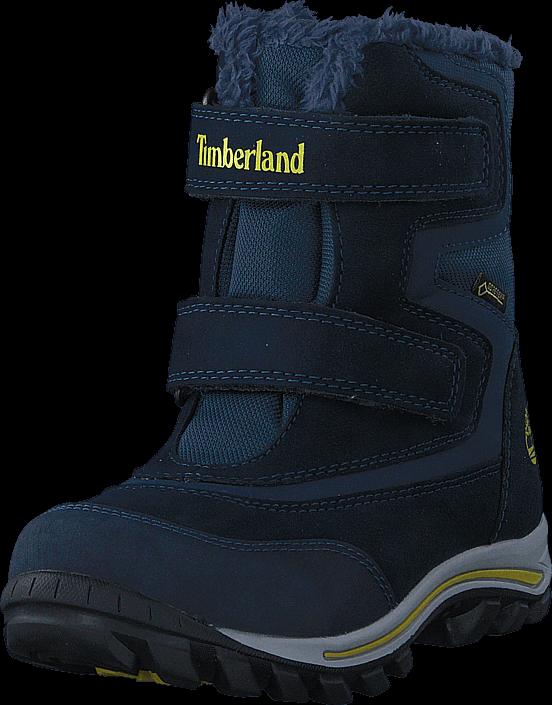Footway SE - Timberland Chillberg 2-Strap GTX Dark Blue, Skor, Kängor & Boots, Varmfodrade kä 747.00