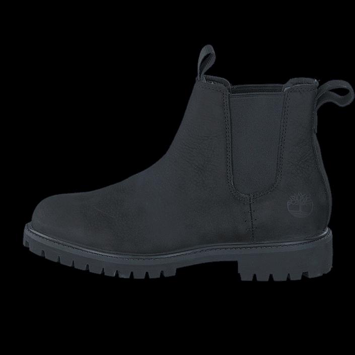 Ilves 756386 Black/Suede, Schuhe, Stiefel & Boots, Chelsea Boots, Schwarz, Female, 36