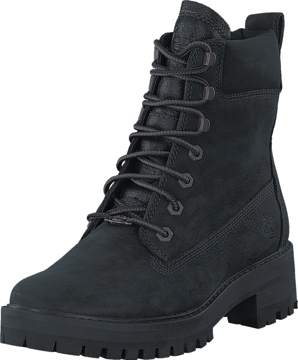 Timberland - Courmayeur Valley YBoot Black Earthybuck