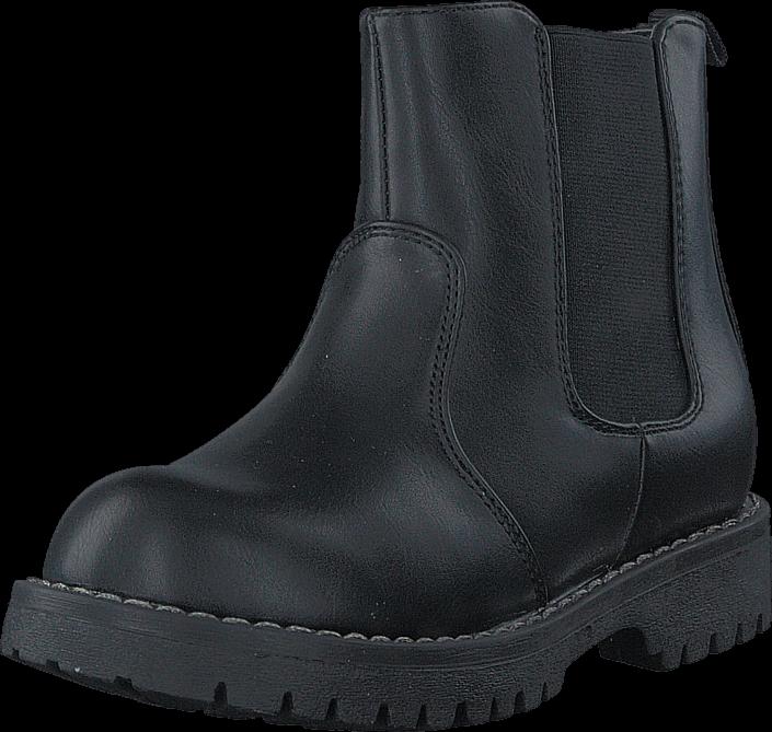Wildflower Flora Black, Sko, Boots, Chelsea boots, Svart, Unisex, 25