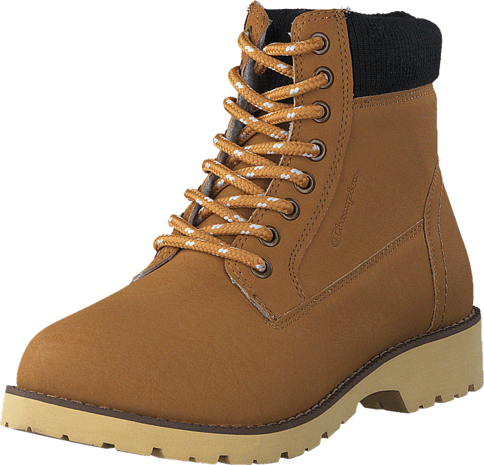 Champion High Cut Shoe Upstate Mineral Yellow, Skor, Kängor & Boots, Kängor, Brun, Unisex, 45