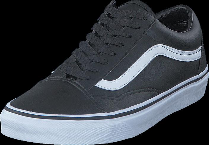 Vans UA Old Skool (Classic Tumble) Black/White
