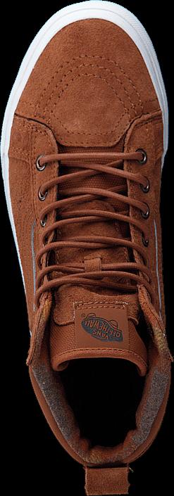 Vans UA SK8-Hi 46 MTE DX (MTE) Glazed Ginger/Flannel