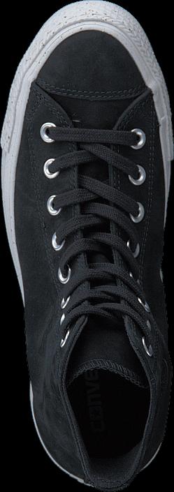 Converse - All Star Nubuck Hi Black/Malted/Pale Putty