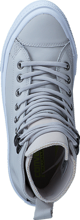 Converse All Star WP Boot Leather Hi Pale Putty/Pale Putty/White