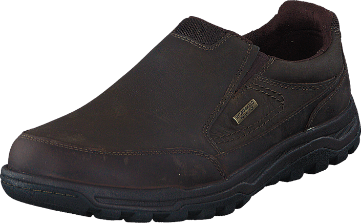 Rockport - Tt Wp Slipon Dark Brown