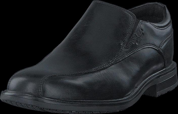 Rockport Esntial Dtlii Bike So Black Lea, Sko, Sneakers & Sportsko, Sneakers, Sort, Herre, 40