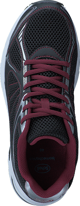 Scholl - New Sprinter Black/Wine