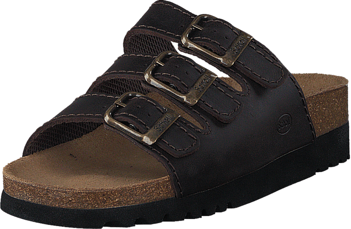 Scholl - Rio Dark Brown
