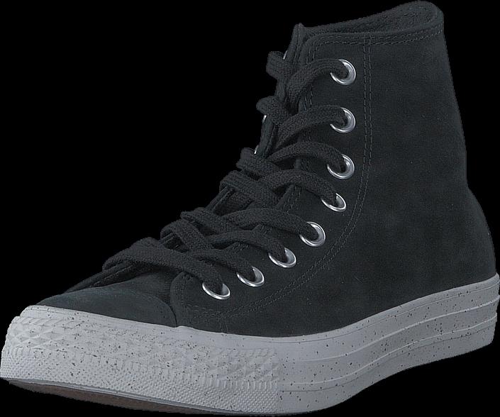 Converse All Star High Street Hi Black/Black/Egret