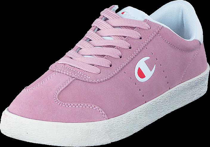 Champion Low Cut Shoe Venice Suede Pink Lady