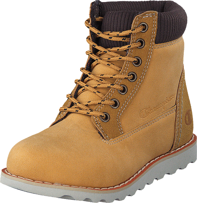 Footway SE - Champion High Cut Shoe Upstate B Ps Old Gold, Skor, Kängor & Boots, Kängor, Brun 387.00