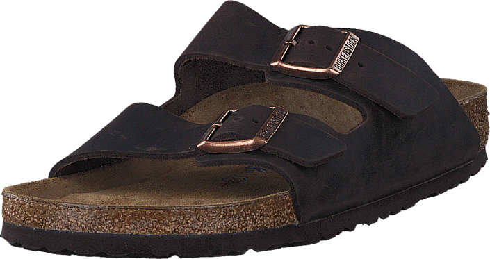 Birkenstock - Arizona Slim Soft Habana Brown