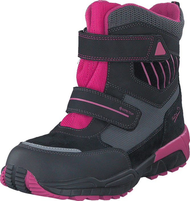 Superfit - Culusuk GORE-TEX® Black/Grey/Pink
