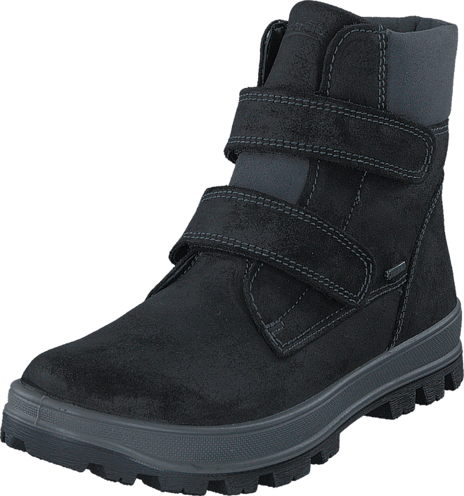 Superfit Tedd velcro GORE-TEX® Black