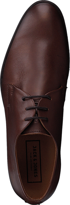 Jack & Jones - Sammy Leather Cognac