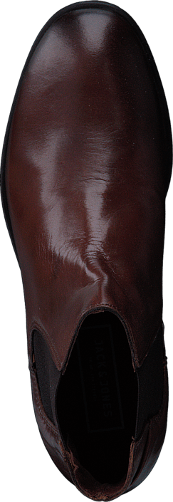 Jack & Jones - Frank Leather Cognac
