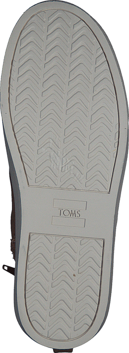 Toms - Alpine Youth Toffee Synthetic Suede