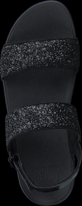 Fitflop Glitterball Sandal Black