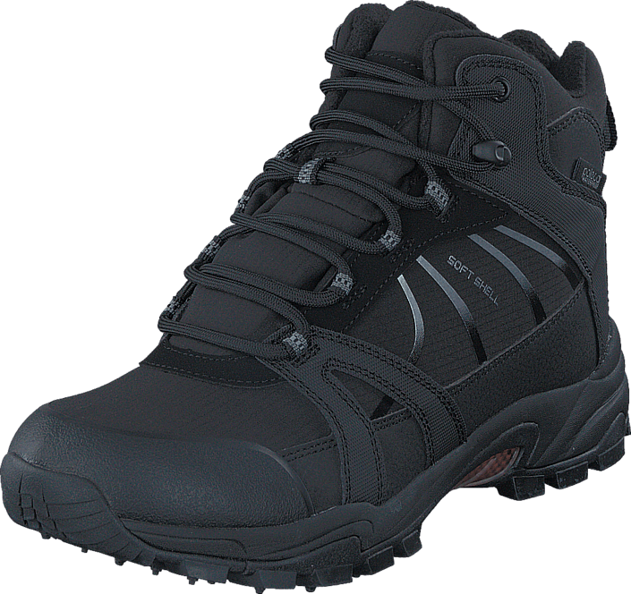 Polecat 430-4401 Waterproof Warm Lined Black ICE-Tech Studs