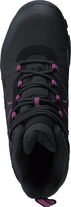 Polecat - 430-4401 Waterproof Warm Lined Black/Fuchsia ICE-Tech Studs