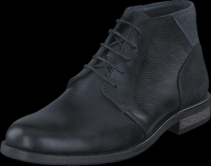Dahlin Weber Black, Sko, Boots, Chukka boots, Svart, Herre, 41