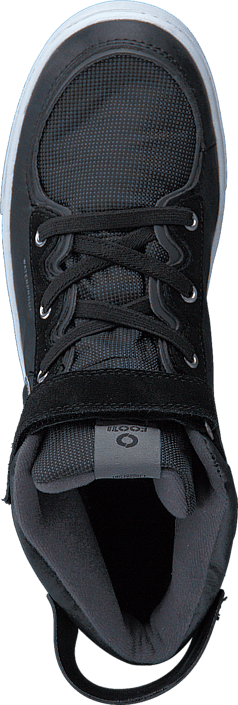 Footi - Temple Warm Black/White