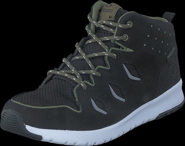 Footi Diabas Black, Sko, Boots, Chukka boots, Svart, Unisex, 30