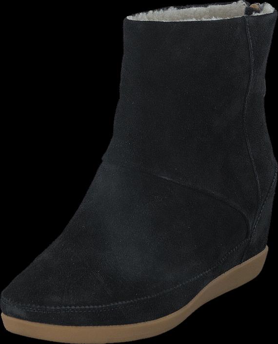 Shoe The Bear Emmy Fur Black