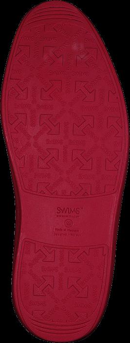 Swims Classic Galosh Red