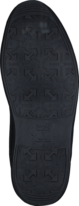 Swims Mobster Water Resistant Black