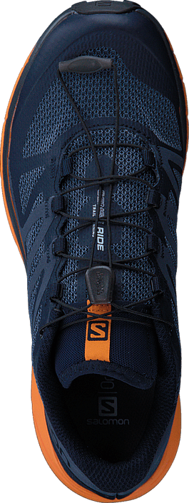Salomon - Sense Ride Navy/Bright Marigold/Ombre