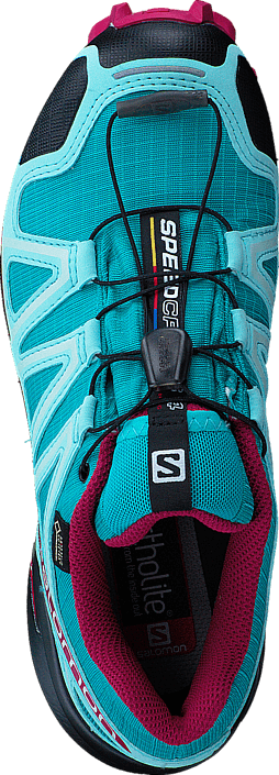 Salomon - Speedcross 4 GTX® W Ceramic/Ablue/Sangria