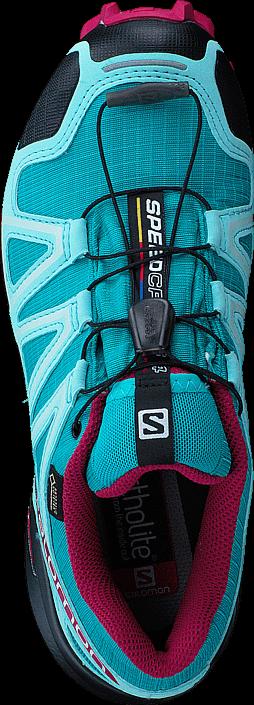Salomon Speedcross 4 GTX® W Ceramic/Ablue/Sangria
