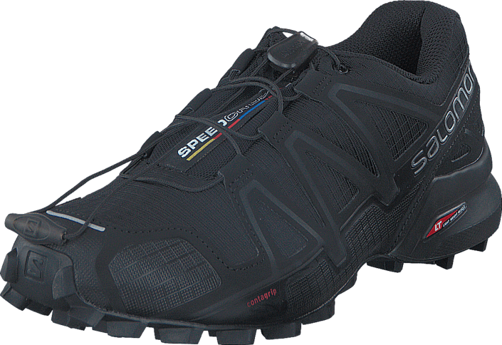 Salomon - Speedcross 4 W Black/Black/Black Metallic