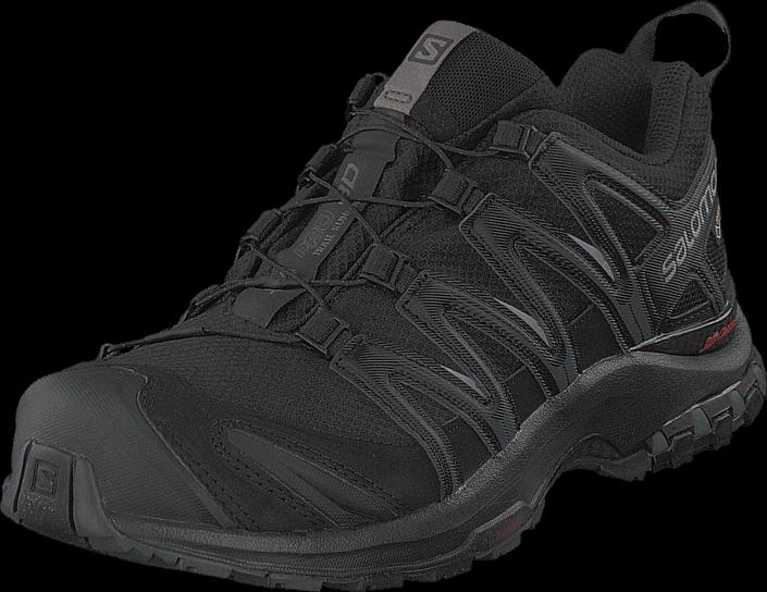 Footway SE - Salomon Xa Pro 3D GTX® Black/Black/Magnet, Skor, Sneakers & Sportskor, Walkingsk 1547.00