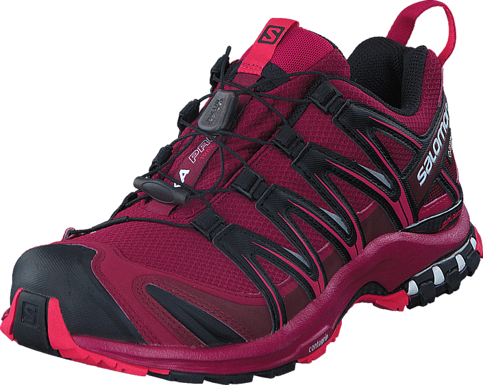 Salomon - Xa Pro 3D GTX® W Beet Red/Sangria/Black