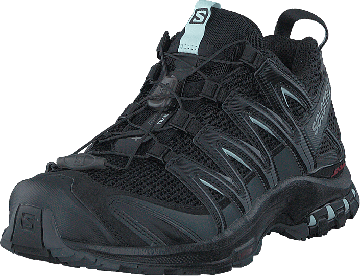 Footway SE - Salomon Xa Pro 3D W Black/Magnet/Fair Aqua, Skor, Sneakers & Sportskor, Walkings 1147.00