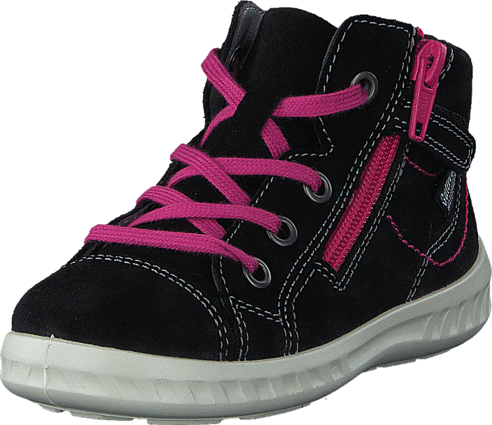 Gulliver 414-3401 Waterproof Black/Fuchsia