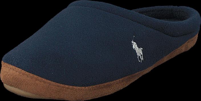 Polo Ralph Lauren Jacque Scuff Navy Fleece