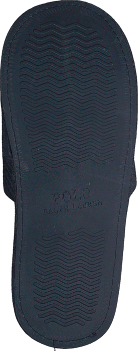 Polo Ralph Lauren Sunday Scuff Charcoal
