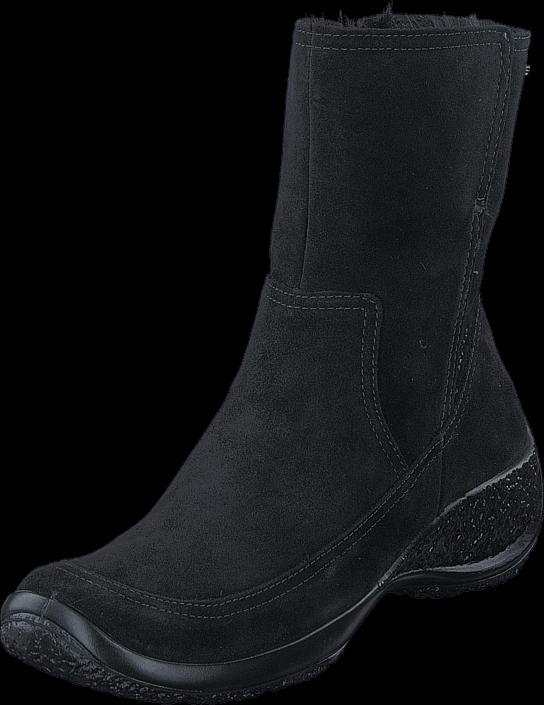 Legero - Mocc GORE-TEX® Black
