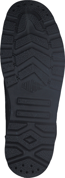 Palladium - Pampa Sport Cuff WP LUX Black