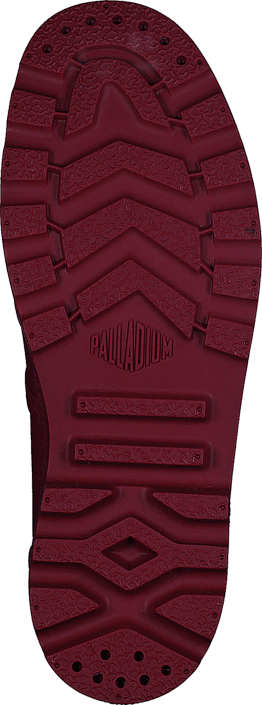 Palladium Pampa Hi Rain Rio Red