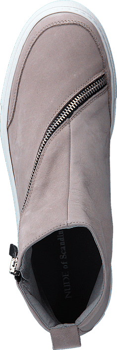 Nude - Lotta White Sole Mohair Mole