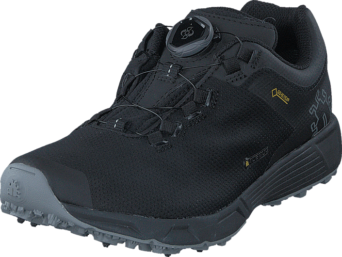Icebug DTS3 M BUGrip® GTX Carbon/Black