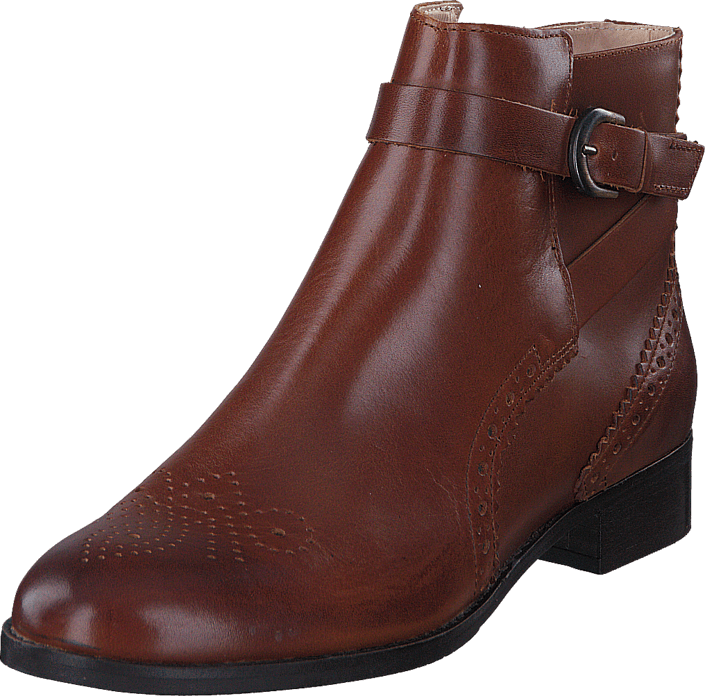 Clarks Netley Olivia Tan Leather