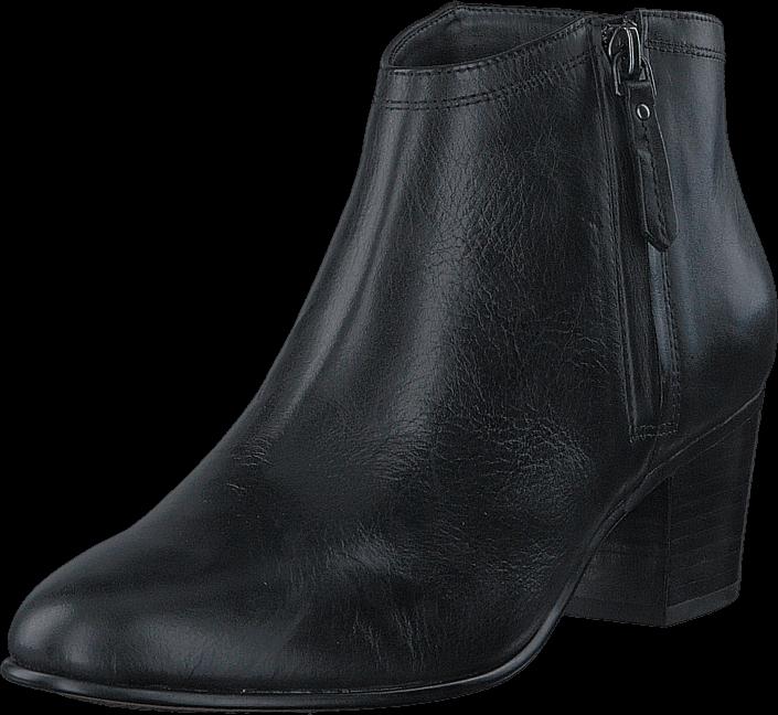 Clarks - Maypearl Alice Black Leather